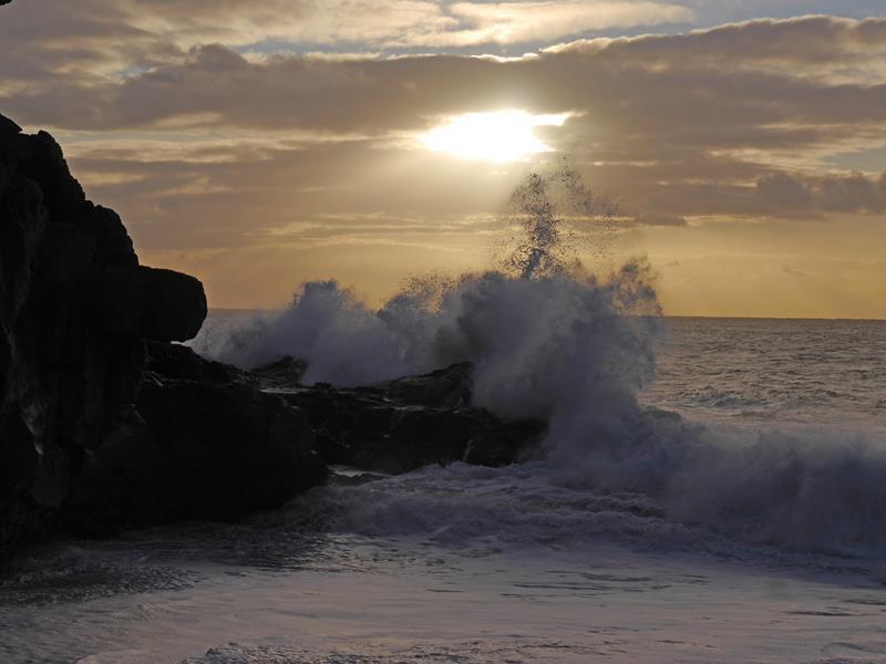 Die Kraft des Meeres
